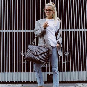 Saint Laurent Bags Brand New Ysl Large Loulou Bag Poshmark